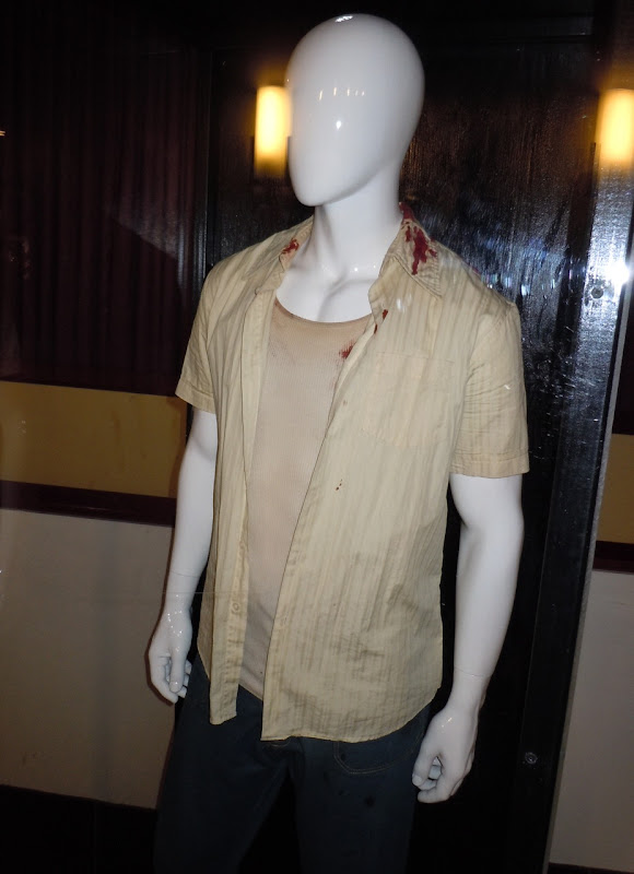 Super 8 Louis film costume