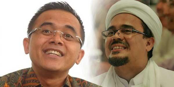 Beda Habib Rizieq Shihab dan Azwar Anas, Kenapa Prosesnya Hukumnya Berbeda?