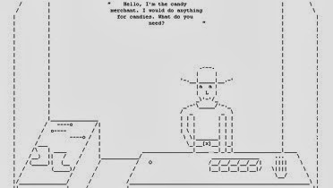 DTG Reviews: How to Play Candy Box 2, ASCII RPG