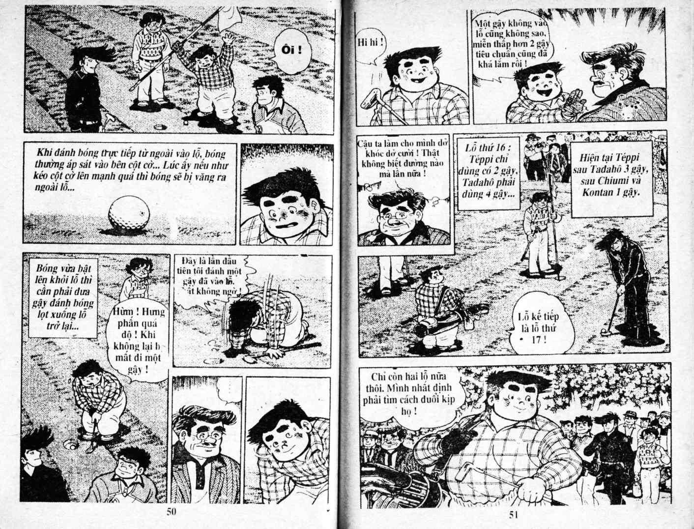 Ashita Tenki ni Naare chapter 4 trang 25