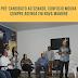 Pré-candidato ao senado, Confúcio Moura cumpre agenda em Nova Mamoré