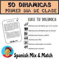Laclasedeele Juegos Y Dinamicas Primeros Dias De Clase