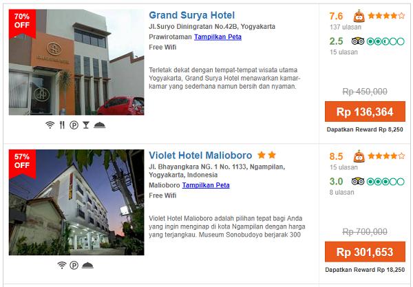 hotel murah Jogja