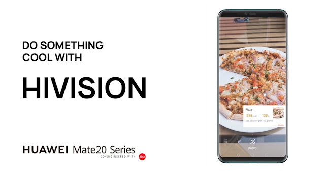 Counting Calories Gets Easier with Huawei Series