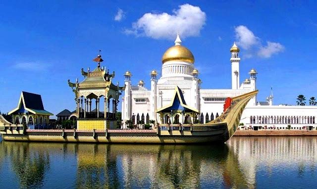 Negara Petro Dollar Julukan Brunei Darussalam Artinya Tempat Wisata