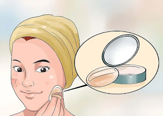 Step 5 How to Apply Makeup when You Have Acne