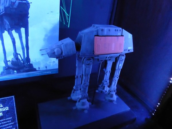 Rogue One AT-ACT model