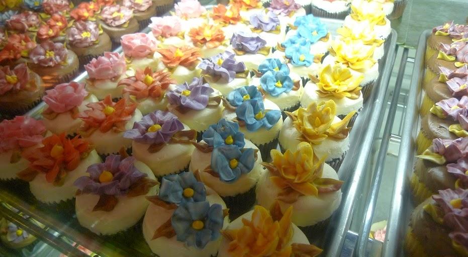 Cupcake Café em Nova York