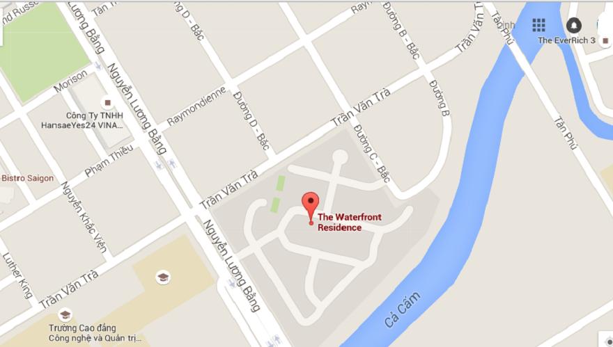 Căn hộ Waterfront Residences