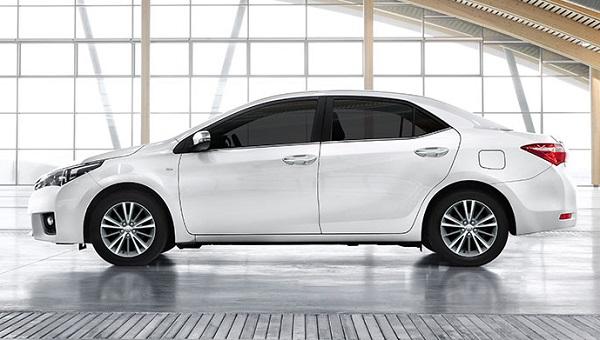 Toyota Corolla SE-G 2017