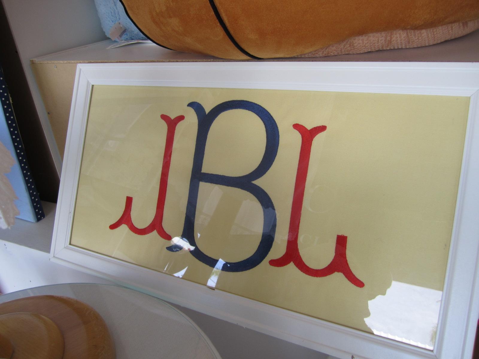 lori jayne monogramming