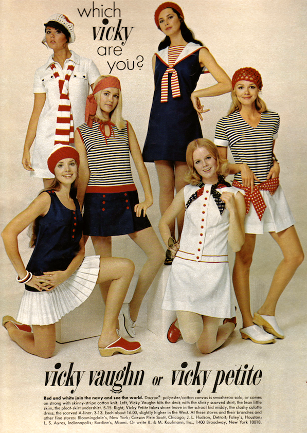 1960s Nautical Fashion