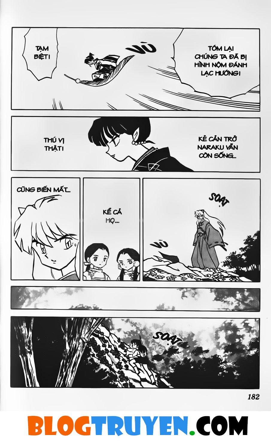 Inuyasha vol 31.10 trang 15
