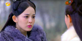 Gu Li Na Zha in 2016 c-drama Classic of Mountains and Seas