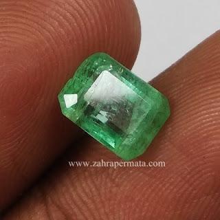 Batu Permata Zamrud Colombia - ZP 1170
