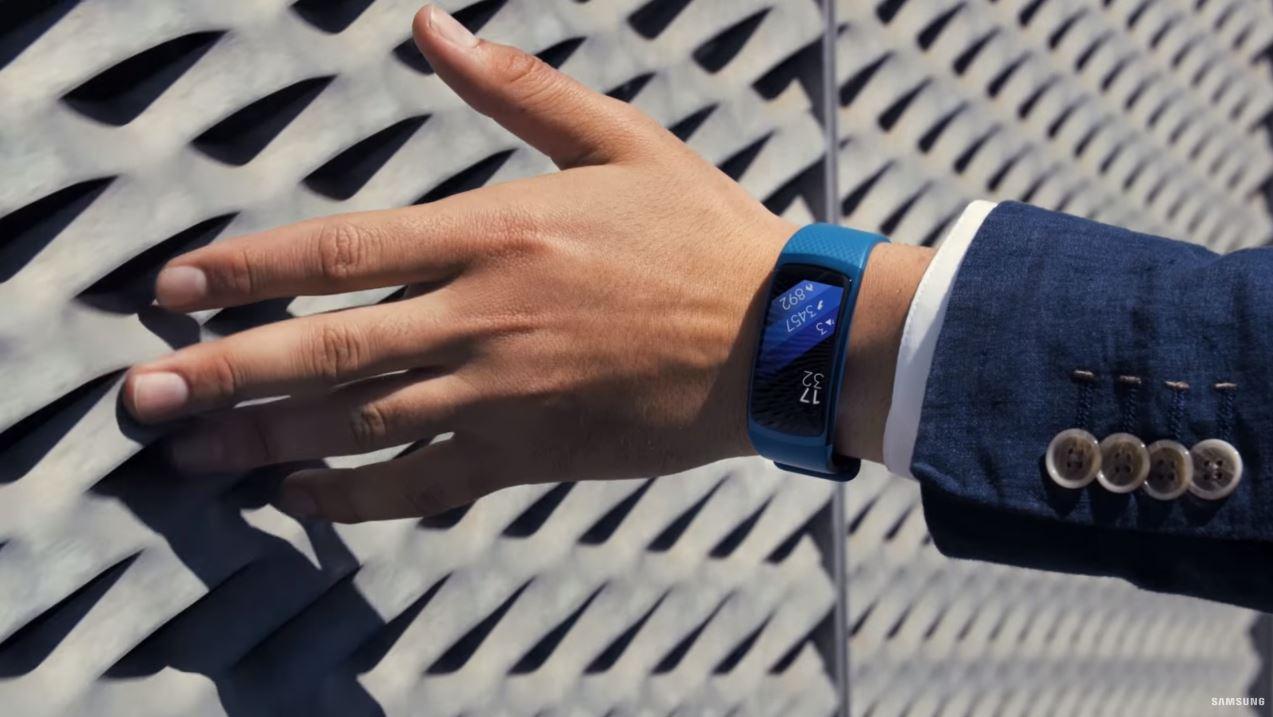 Canzone Pubblicità Samsung Gear Fit2
