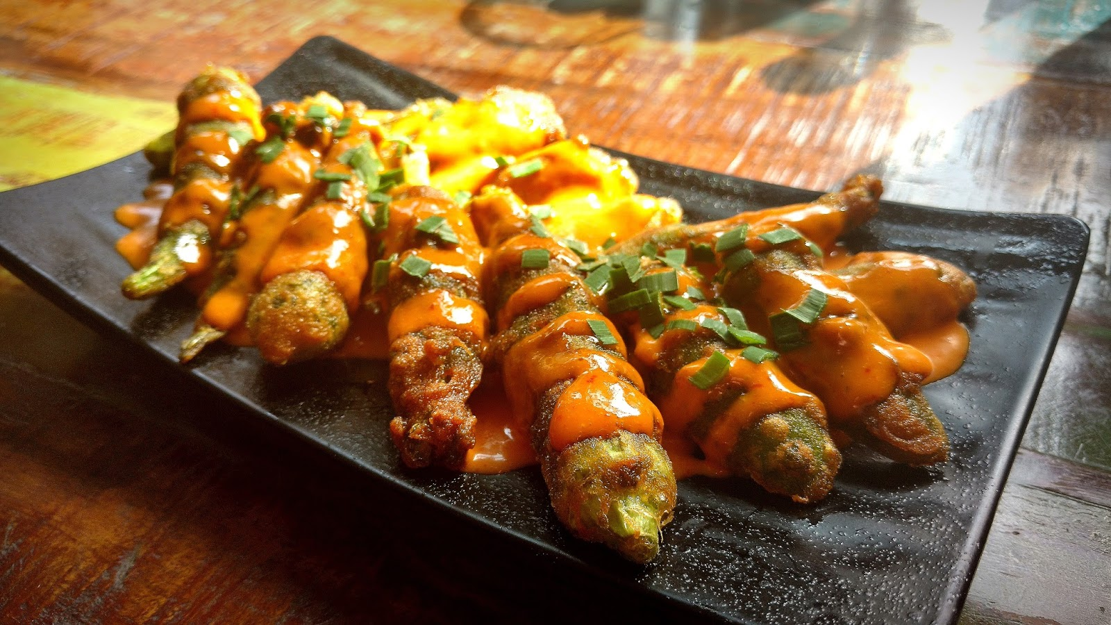 A review of London restaurant Nanban, except in rhyme!