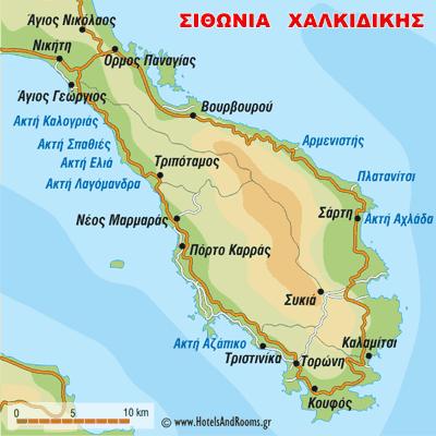 map sarti