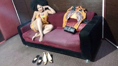 Photos: Singer Muma Gee seems to be getting her groove back post-break-up