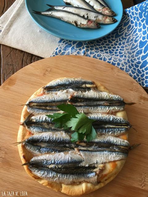 coca-de-pescado-azul