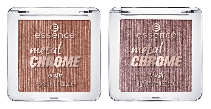 essence awesoMETALLICS metal chrome blush