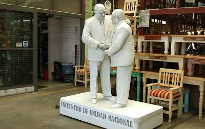 Perón y Balbín, unidad nacional