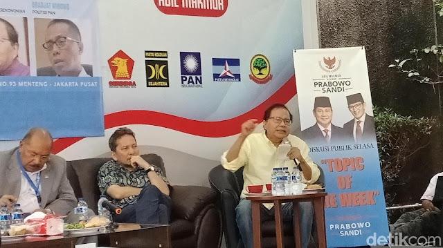 Soal Impor, Jokowi Tidak Mungkin Berubah Jika Terpilih Kembali