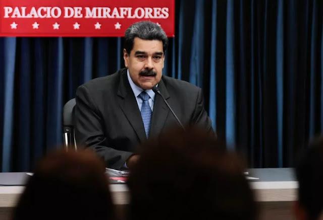 Cinco hechos internacionales que afectan al Gobierno venezolano