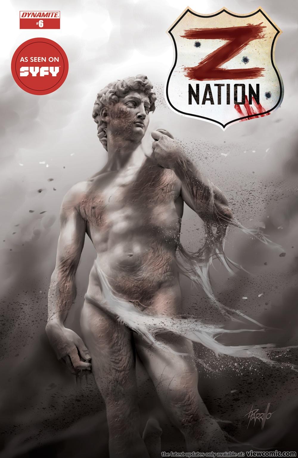 Célèbre Z Nation 006 (2017) …………………………………   View Comic OD46