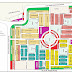 Layout Plan of Noida Sector-122 HD Map