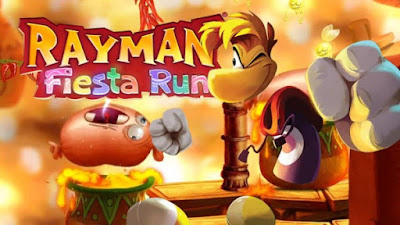 Rayman Fiesta Run Apk + Data (MOD, unlimited money) for android