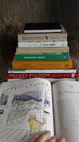 Books that inspire me by Alice Draws The Line - Keeping a Nature Journal by Clare Walker Leslie and Charles E. Roth