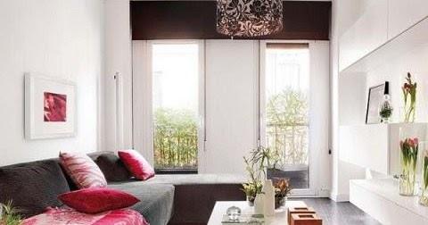 warna hiasan tips dekorasi bagi rumah flat atau apartment