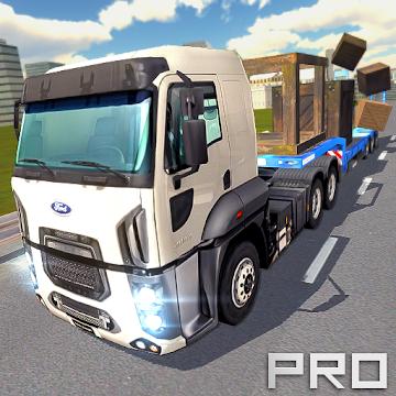 Truck Driver Simulator Pro v1.07 Hileli Mod
