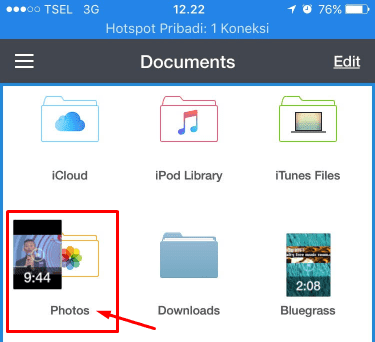 Cara Download Video Youtube di iPhone Dengan Aplikasi Documents
