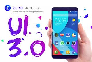8 aplikasi launcher android terbaik paling banyak peminatnya