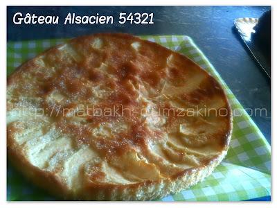 gâteau alsacien 54321 http://matbakh-oumzakino.com