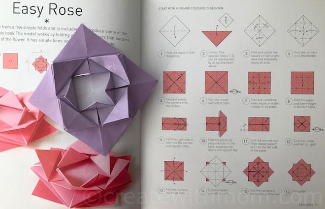 origami garden