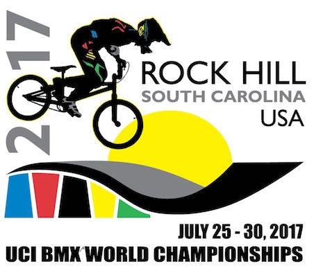 BMX - Mundial 2017 (Rock Hill, Estados Unidos): Doblete de anfitriones gracias a Corben Sharrah y Alise Post