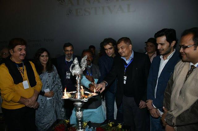 पटना फिल्म फेस्टिवल 2016 का भव्य शुभारंभ