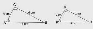 Kesebangun dan Kekongruenan Bangun datar Matematika