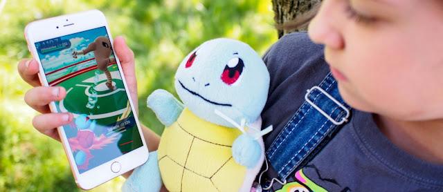 Cara menghemat kuota internet saat main Pokemon GO