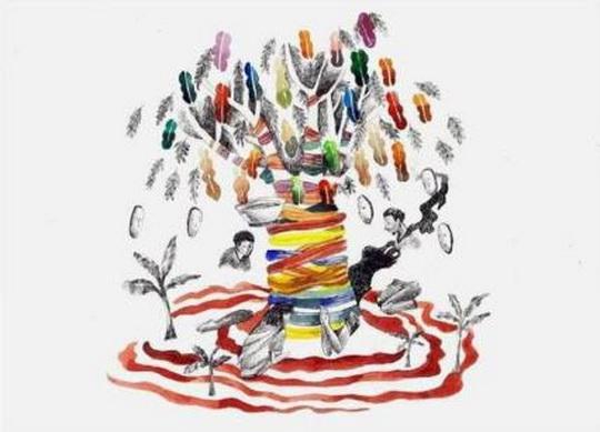 Karya Cerpen, Cerpen Faisal Oddang, Cerpen Mengapa Mereka Berdoa Kepada Pohon
