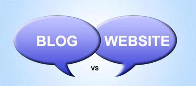 Perbedaan Blog dan Website: Weblog vs Situs Web