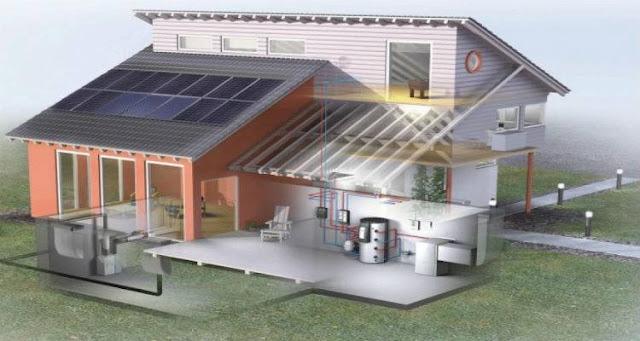 Επιδότηση για θερμομόνωση, λέβητες και ηλιακούς θερμοσίφωνες έως 70%