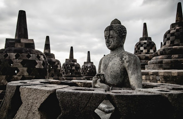 Đạo Phật Nguyên Thủy - Kinh Tương Ưng Bộ - Bện Tóc