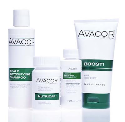avacor hair care