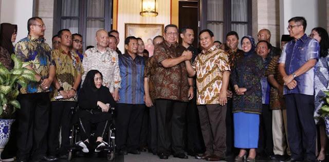 Wakil Ketua BPN: Pertemuan Prabowo-SBY Efeknya Besar