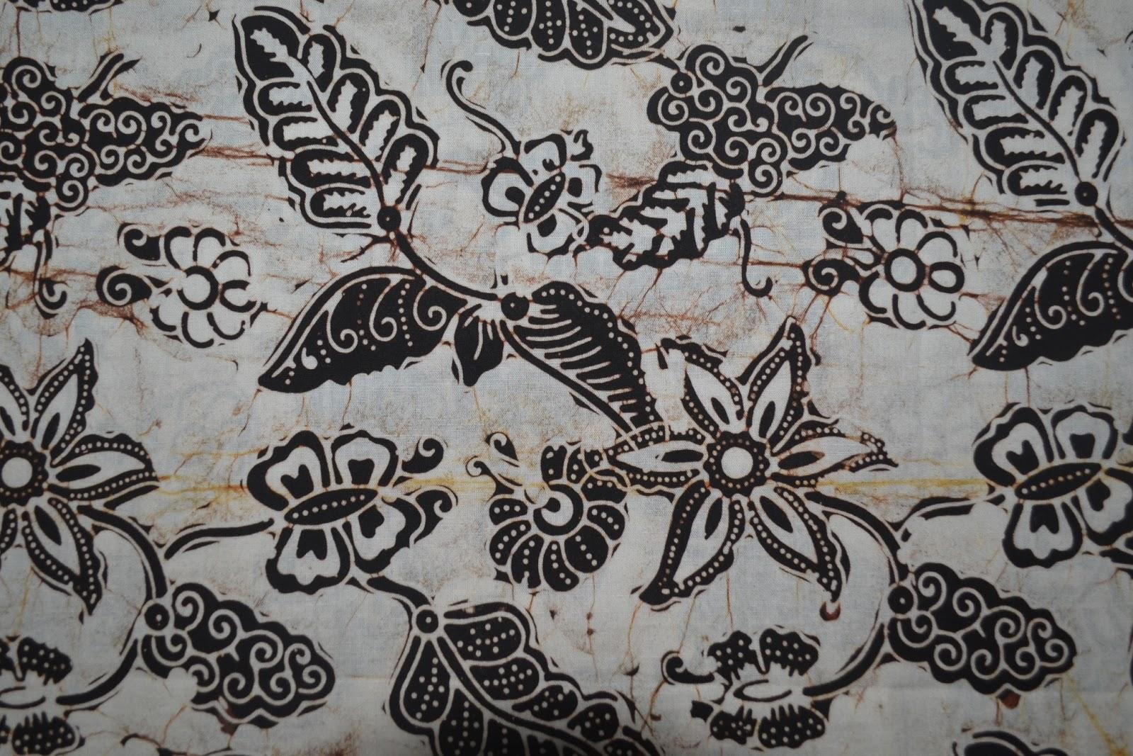 Kumpulan Gambar Sketsa Batik Campuran