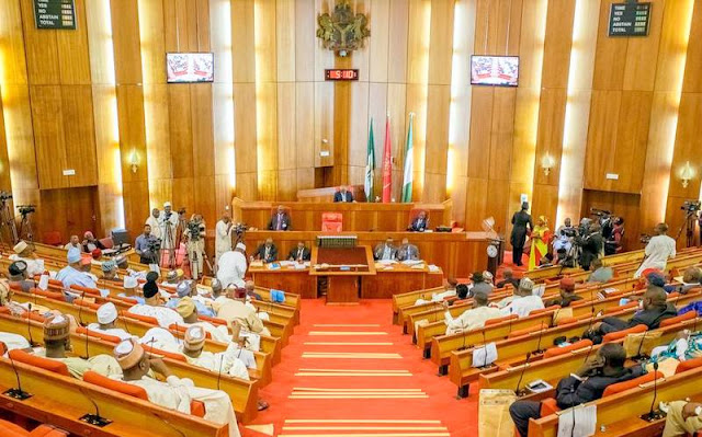 Image result for Non-Career ambassadors: Senate rejects Ondo, Imo nominees
